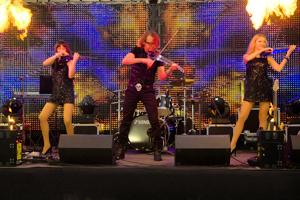 PALLADIUM Electric Band tour Russia