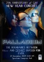 PALLADIUM Electric Band Cyprus Кипр