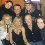 PALLADIUM Electric Band Ciro Orsini Mickey Rourke Goldie Hawn