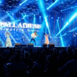 PALLADIUM Electric Band Prime Hall Love Planet