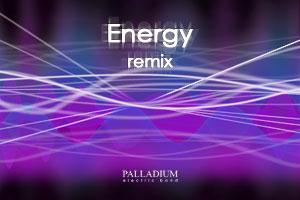 PALLADIUM Electric Band single Energy remix radio Remix