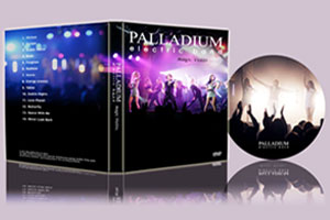 PALLADIUM Electric Band DVD Blu Ray Magic Violins